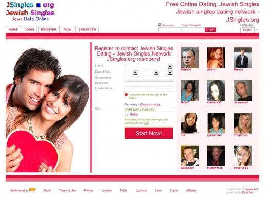 jsingles.org thumbnail
