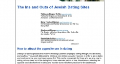 jewish-dating-sites.com thumbnail