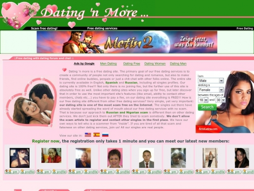 Datingnmore