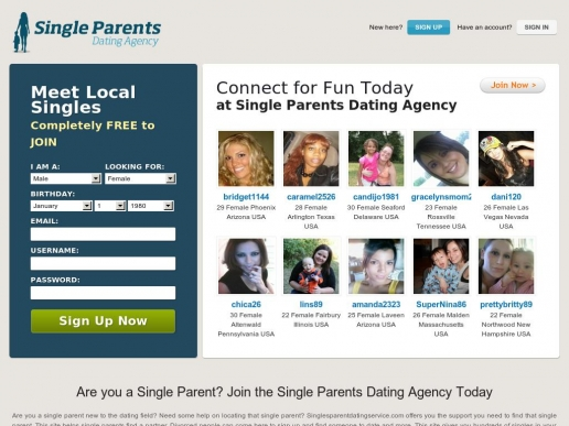 Just single parents dating site reviews
