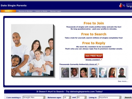 marina single parent dating site If you're a single parent and seeking friendship, romance or marriage, look beyond your regular routine and generic online dating sites discover an online community of singles who also understand the demands and the rewards of parenthood.