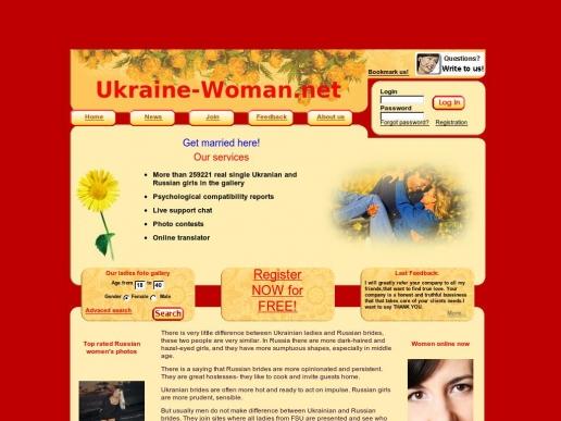 ukraine-woman.net thumbnail
