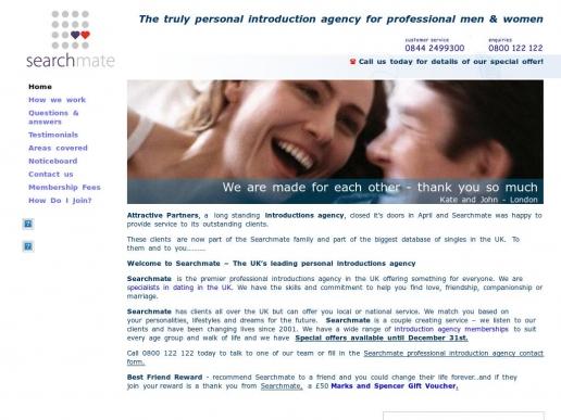 attractivepartners.co.uk thumbnail