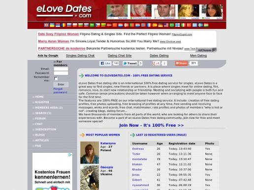 elovedates.com thumbnail