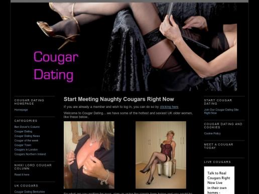 cougar-dating.co.uk thumbnail