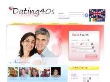 dating40s.co.uk thumbnail