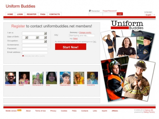 Top 5 Free Uniform Dating Sites For Professional Singles