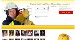 policeofficerdating.com thumbnail