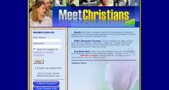 meetchristians.com thumbnail