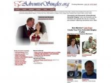 adventistsingles.org thumbnail