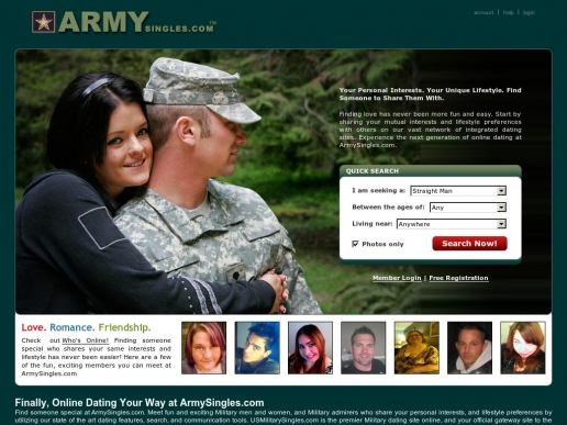 military dating and singles