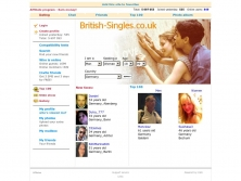 british-singles.co.uk thumbnail