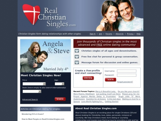 Christian Dating Sites Free Search