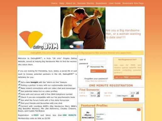 datingbhm.co.uk thumbnail
