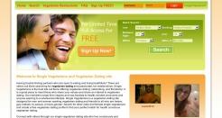 singlevegetarians.com thumbnail