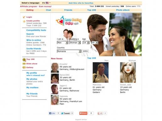 lovedatingonline.net thumbnail