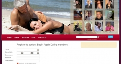 begin-again-dating.com thumbnail