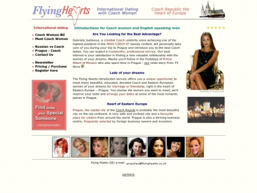 flyinghearts.co.uk thumbnail