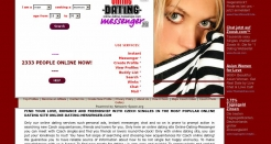 online-dating-messenger.com thumbnail