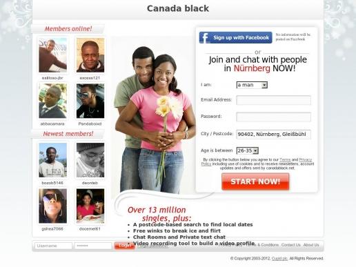 canadablack.net thumbnail