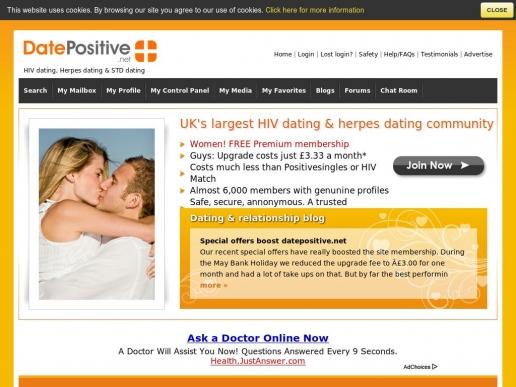 datepositive.net thumbnail