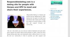 responsibledating.com thumbnail