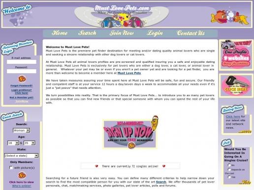 mustlovepets.com thumbnail