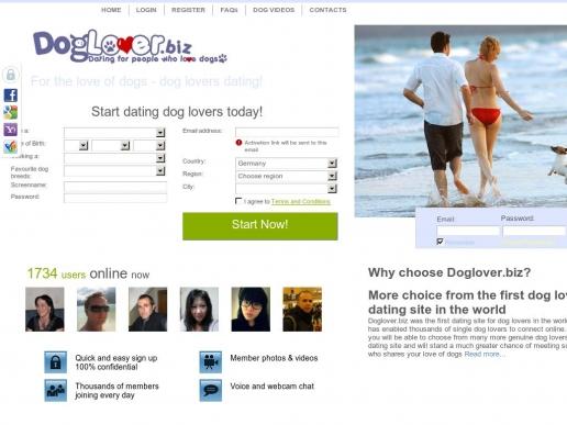 doglover.biz thumbnail