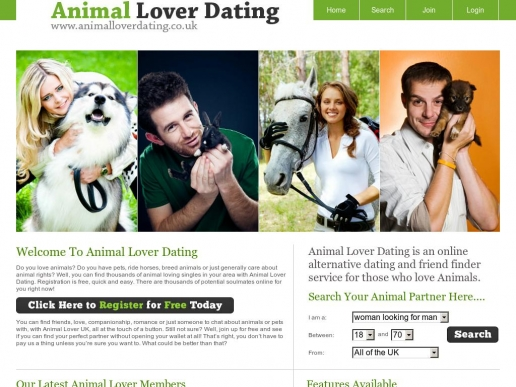 Farm animal dating site