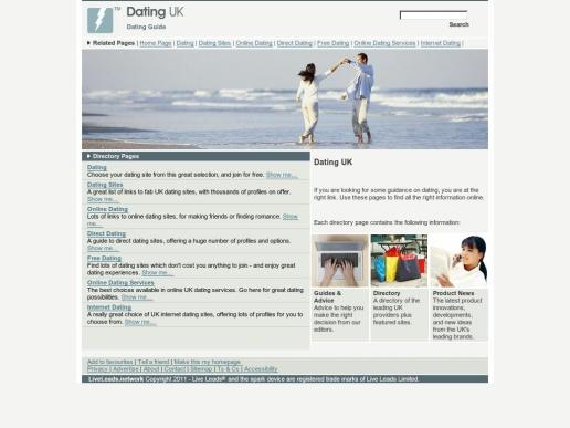 datinguk.org.uk thumbnail