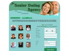 seniordatingagency.net thumbnail