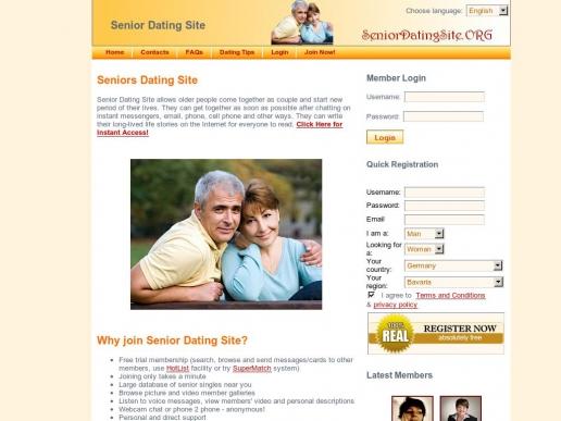 seniordatingsite.org thumbnail