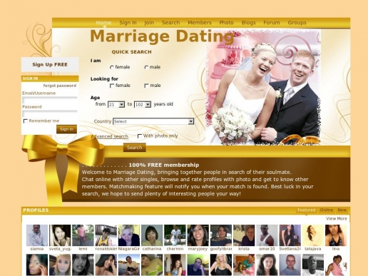 marriagedating.org thumbnail