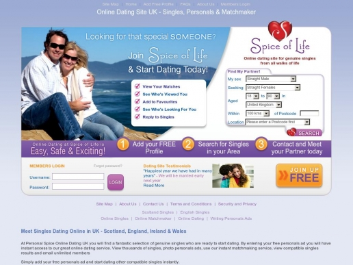 non paying dating site