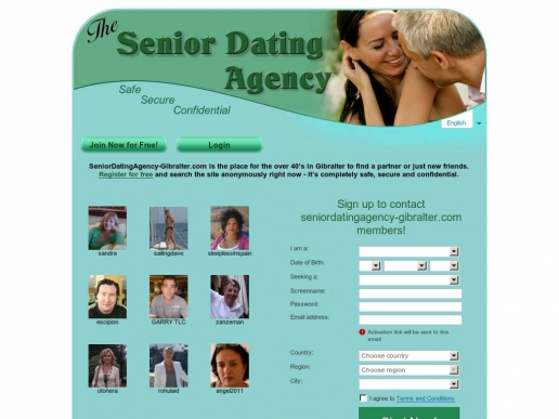 The Senior Dating Agency Cyprus