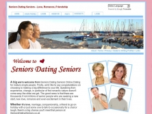 seniorsdatingseniors.co.uk thumbnail