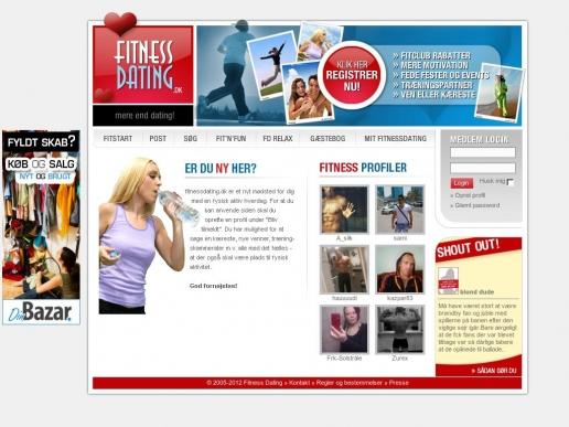 fitnessdating.dk thumbnail