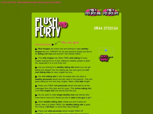 flushandflirty.co.uk thumbnail