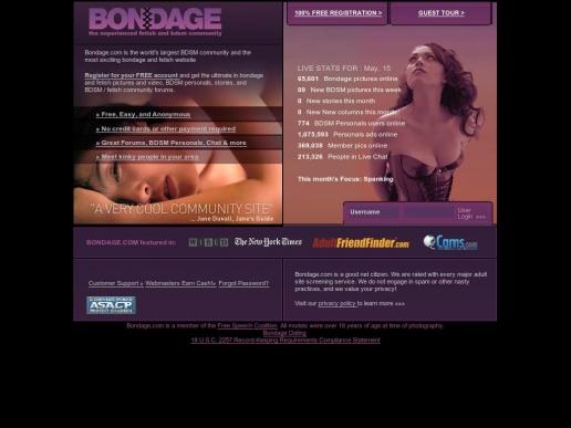 Bondage.com thumbnail
