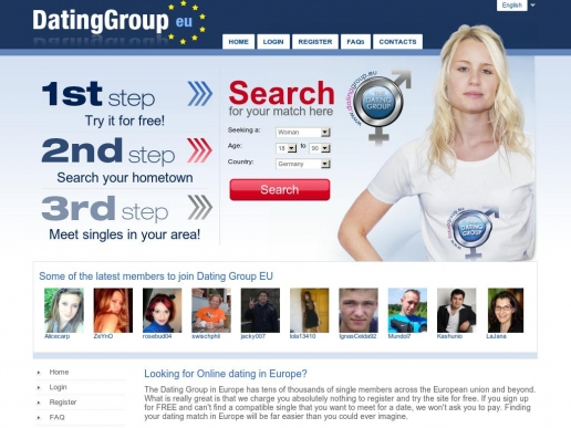 datinggroup.eu thumbnail