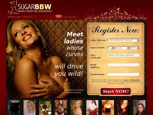 SugarBBW.com thumbnail