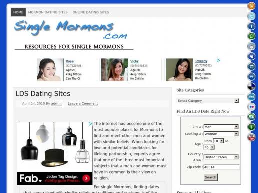 singlemormons.com thumbnail