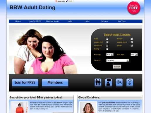 bbw-dating.org.uk thumbnail