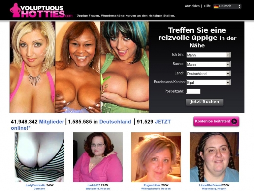 voluptuoushotties.com thumbnail