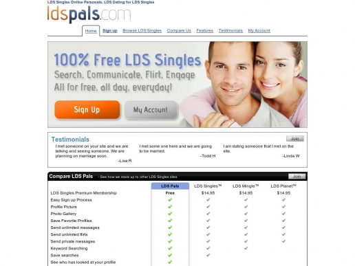 Lds online dating sites