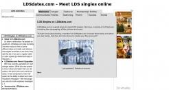 ldsdates.com thumbnail