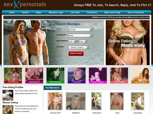 sexxpersonals.co.uk thumbnail