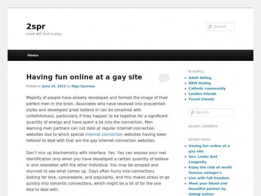 2spr.org thumbnail