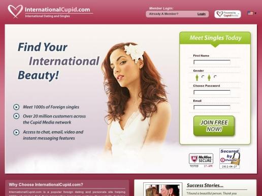 International cupid media
