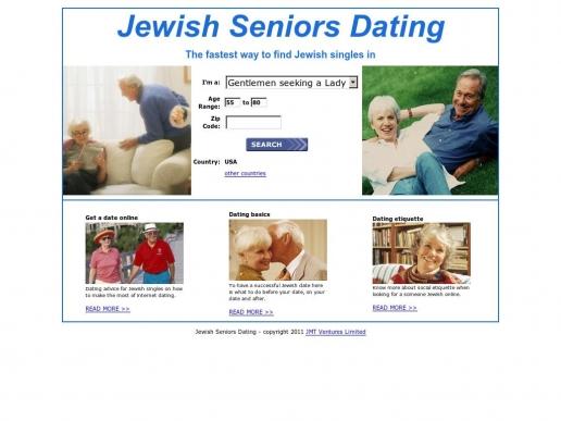jewishseniorsdating.com thumbnail